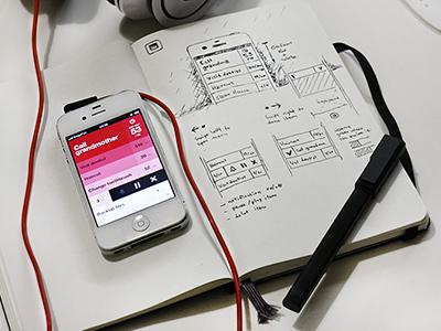 When ideas come true. When app.