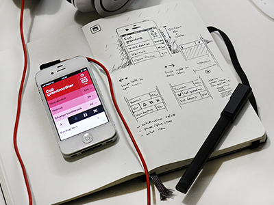 When ideas come true. When app. iphone ios app mobile when whenapp