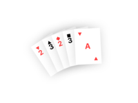 Set of Playing Cards (Weekly Warm-Up)