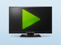 Rich Media Player icon