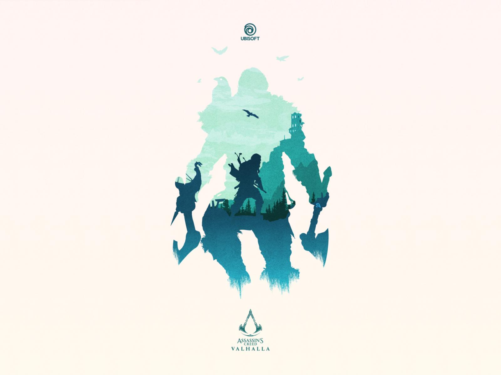 Assassins Creed Valhalla By Samraj Agarwal On Dribbble