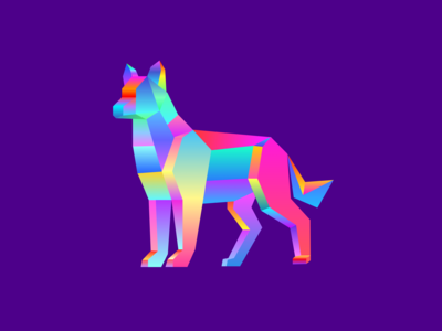 The Psychedelic Dog