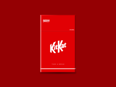 KitKat Package Redesign