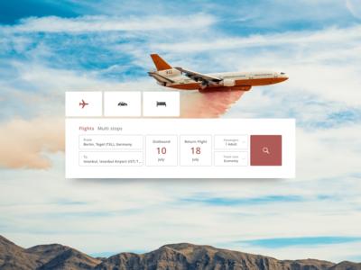 #068 Flight Search