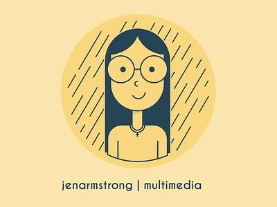 Self promotion logo icon design icon character selfpromo logodesign self branding branding logo logo design selfpromotion hellodribble illustration animation logo reveal animated logo