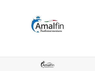 Logo Design - Amalfin Brand logo design
