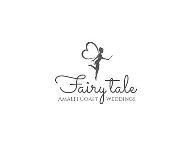 Fairy Tale Amafi Coast Weddings - Wedding planner logo vector 3d concept vector logo branding logo design