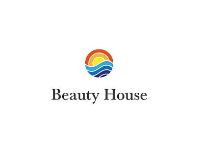 Beauty House - Logo concept vector logo branding logo design