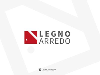 Legno Arredo - Logo logo concept vector branding logo design