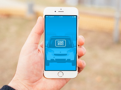 Car2Go app mobile car2go ios