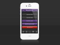 PhoneGap Web App (WIP) 2