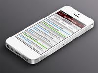 Transmission Web Client UI