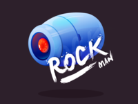 #Little practice# Rockman game
