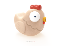 Chicken toy