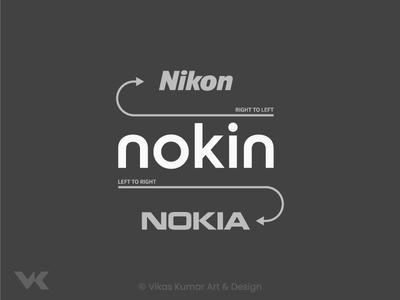 Nokia - Nikon Semordnilap