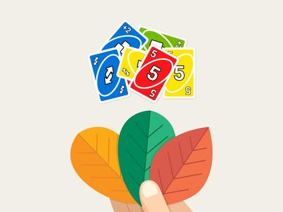 Leaf-UNO