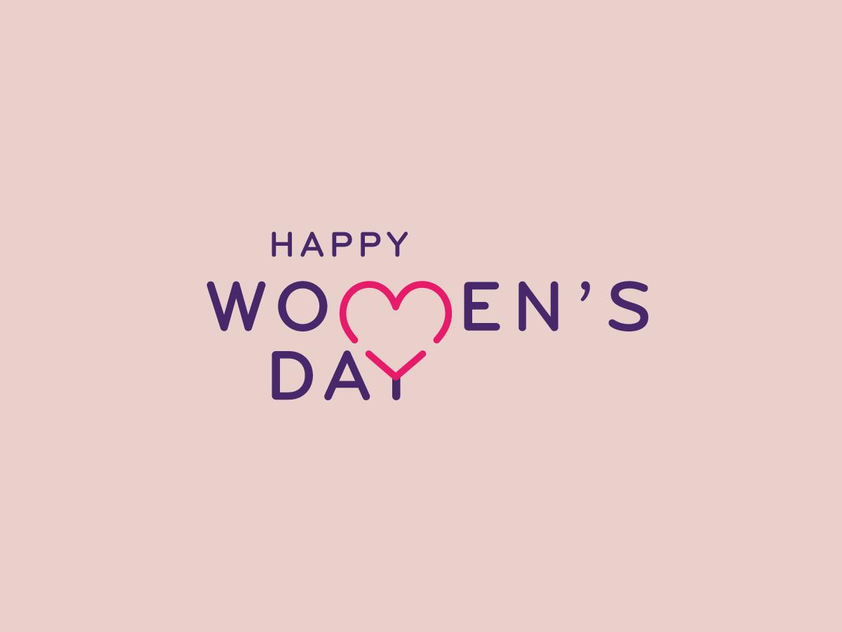 Happy Womens Day By Vikas Kumar Dribbble Dribbble