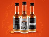 Chile Cabro Label