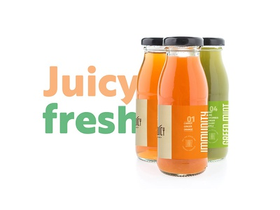 The Juicy Company Labels. superfood label design organic food natural juice fruit juice label natural organic