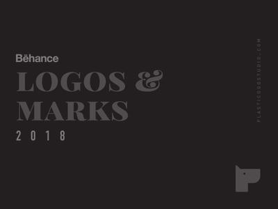 Logofolio 2018 behance marks logofolio branding brand logos logo