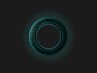 Tron Ring (1 layer style + 1 one layer hole)