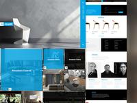Rizzotti Design - UI Site