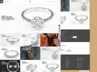 BS Gioielli - UI Site (Home)
