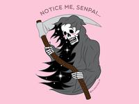Notice Me, Senpai