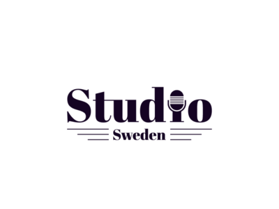 Studio sweden studio music logo design logodesign logos logotype dribbble dribbble invitation dribbble invite logo icon flat illustrator art illustrator cc illustrator adobe illustrator design amateur vector illustration