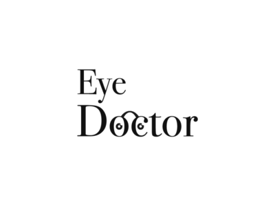 Eye Doctor graphic design digital dribbble invitation dribbble invite doctor logo design logotype logodesign logos logo icon flat illustrator art illustrator cc illustrator adobe illustrator design amateur vector illustration