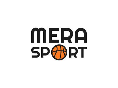 Mera sport sports logo vectorart vector art graphic design graphic logo design logodesign logotype logos logo icon flat illustrator art illustrator cc illustrator adobe illustrator design amateur vector illustration