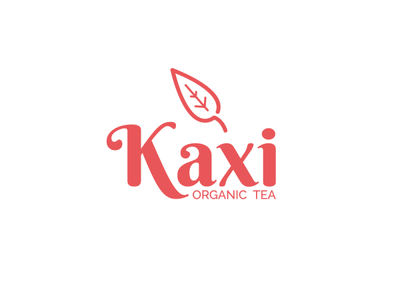 Kaxi brand identity brand branding tea logo tea logo design logodesign logos logotype logo icon flat illustrator art illustrator cc illustrator adobe illustrator design amateur vector illustration