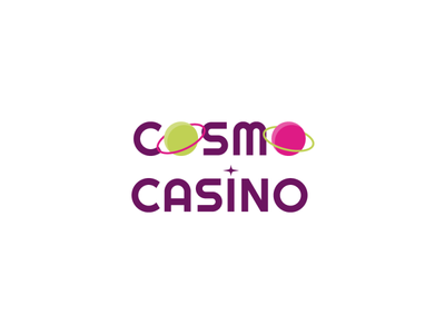Cosmo Casino graphicdesign graphic  design graphic design graphic graphics logo design logodesign logotype logos logo icon flat illustrator art illustrator cc illustrator adobe illustrator design amateur vector illustration