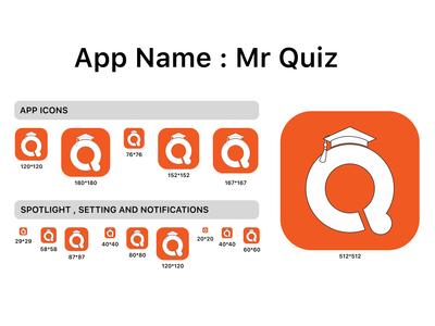 Quiz Application Icon