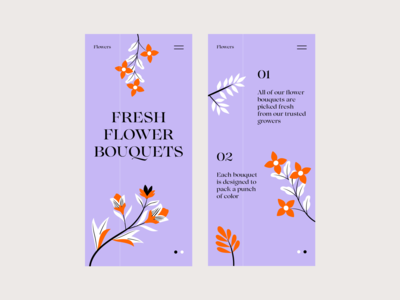 Flowers Responsive