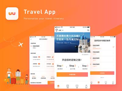 UU - Travel app