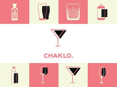 CHAKLO logo Branding logo design graphic design minimalist ui ux food logo business logo website logo typography branding