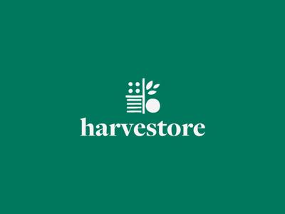 Harvestore — Brand Logo Design