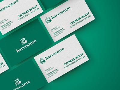 Harvestore — Business Cards