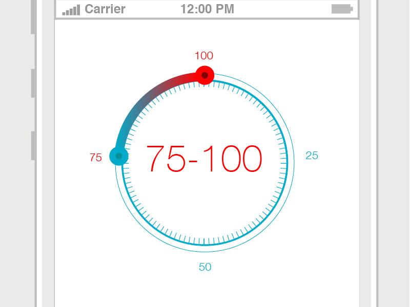 UI Filter app-design app ios flat application ui ux