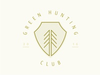Green Hunting Club Alt Mark 3 - Patch