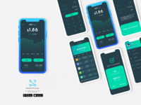Cryptocurrency trading App - Havene