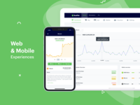 Busha - Web and Mobile Experience