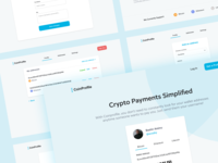 Crypto payments simplified