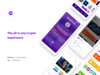 CryptoHub - All in one crypto app