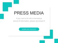 dailyui #051 Press Page