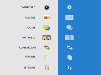 Web App Icons illustration icons dashboard hotel