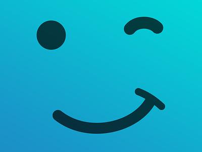 Friends Up App Icon smiley app icon