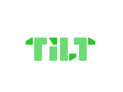 Tilt Logo Animation startup branding animation logo