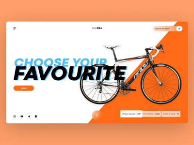 Bike Shop Website
